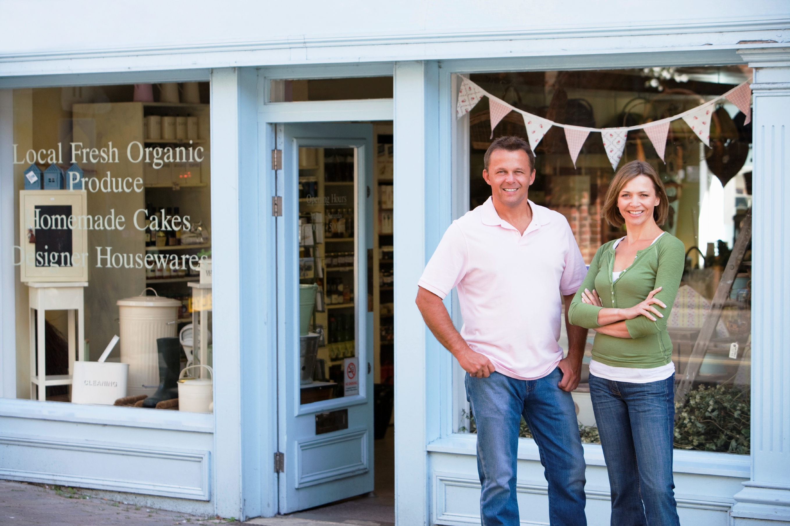 Opening a small business?